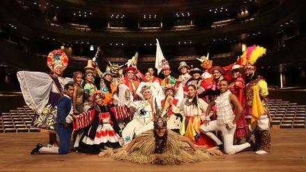 Al ritmo de danza: La selección folclórica que también nos representará en Rusia 2018