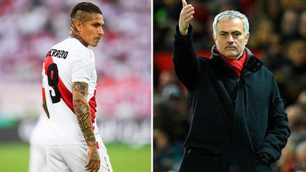 José Mourinho y sus predicciones en el grupo de Perú en Rusia 2018