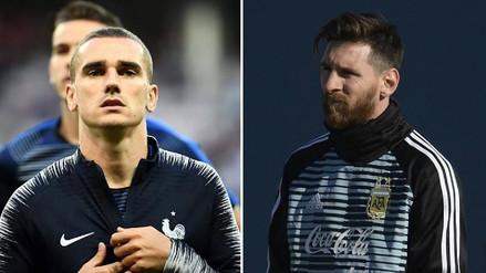 Lionel Messi opinó sobre la posible llegada de Antoine Griezmann al Barcelona