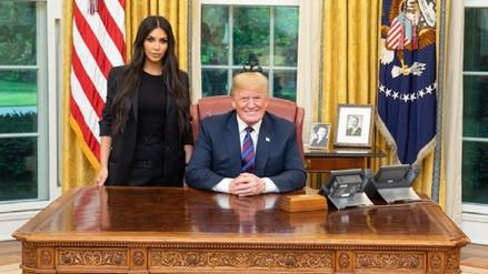 Trump indultó a una mujer encarcelada desde hace 22 años tras el pedido de Kim Kardashian