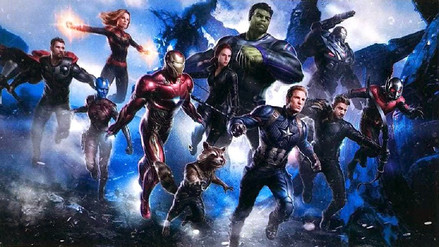 """""""Avengers 4"""": El dato sobre Hulk que esconde el supuesto arte filtrado"""