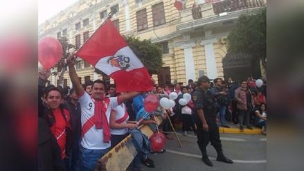 Chiclayanos preparan primer banderazo para apoyar a la selección