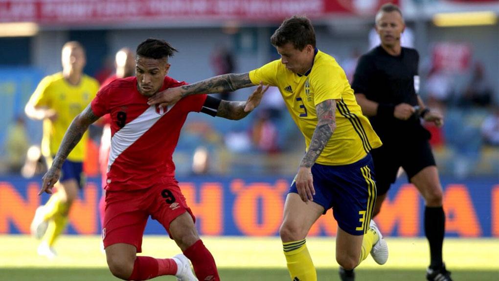 Selección Peruana afronta su último examen antes de Rusia 2018 con Suecia