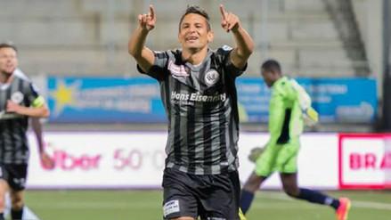 Andrés Vásquez: