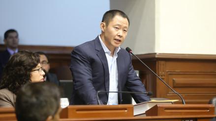 Kenji Fujimori anunció que tomará acciones legales:
