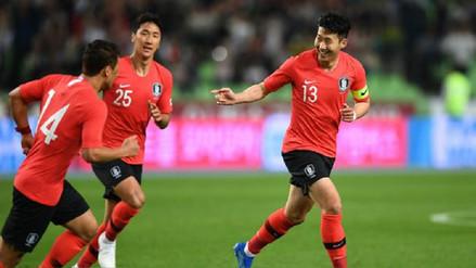 Corea del Sur quiere sortear con éxito su complicado grupo en Rusia 2018