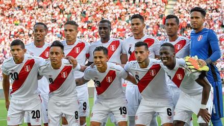 Perú llegará a Rusia 2018 como el 11° del ránking mundial de la FIFA