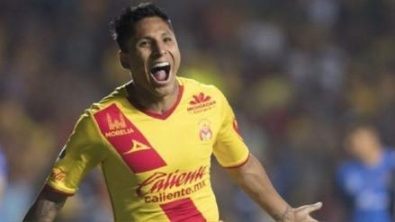 Raúl Ruidíaz podría recalar en este club de la Major League Soccer