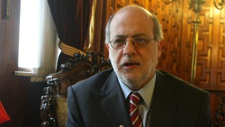 Abugattás dijo que el Congreso actuó