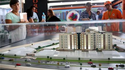 Feria inmobiliaria: Desde hoy se ofertan viviendas hasta con 50% de descuento en cuota inicial