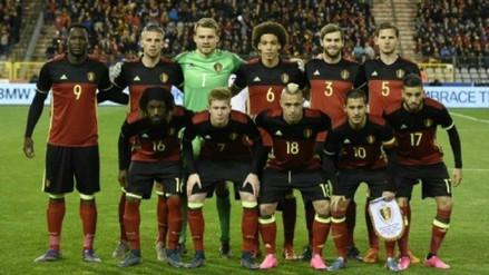 Bélgica llega a Rusia 2018 dispuesta a superar los cuartos de final del Mundial pasado