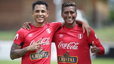 Selección Peruana volvió a entrenar pensando en Suecia sin ningún lesionado