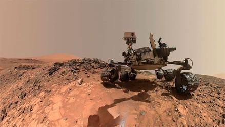 Curiosity encontró un antiguo material orgánico en Marte