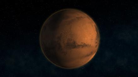 Investigador que participó en hallazgo en Marte estima unos 10 años para corroborar vida