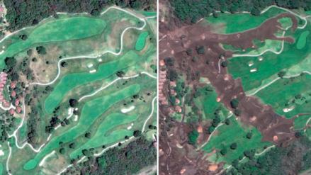 Guatemala: el antes y después de la erupción del Volcán de Fuego desde el espacio