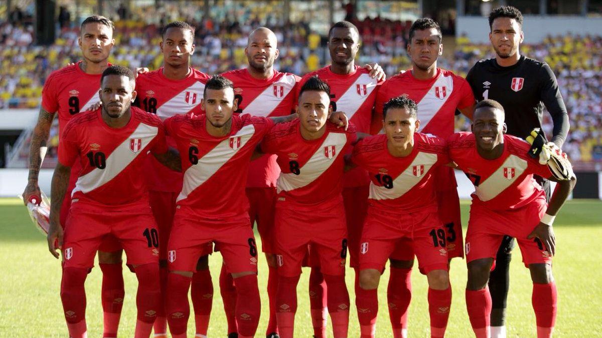 El posible once de la Selección Peruana para enfrentar a Suecia este sábado