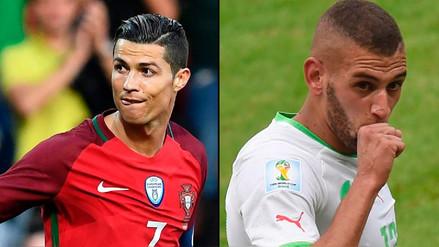 EN VIVO   Portugal vence 3-0 a Argelia con 'doblete' de Guedes y un gol de Fernandes en Lisboa
