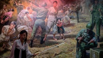 El museo de los horrores en Corea del Norte que atiza el odio hacia Estados Unidos