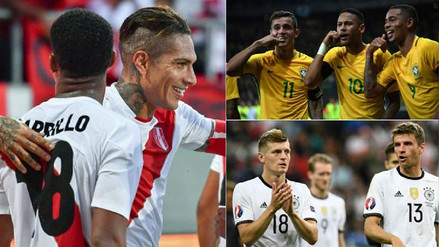 Selección Peruana: el top 20 del ránking FIFA en la previa del Mundial