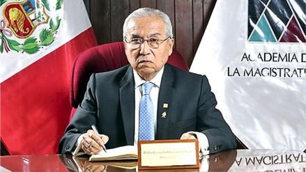 Pedro Chávarry fue elegido nuevo fiscal de la Nación