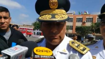 Aumentan denuncias por violencia familiar indica general PNP Cervantes