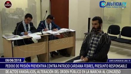 PJ rechazó pedido de prisión preventiva para acusado por atentado contra patrullero