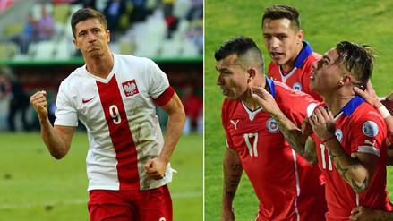 En Vivo | Chile vs. Polonia empata sin goles en su último duelo antes del Mundial