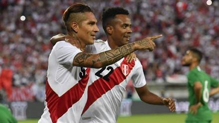 Paolo Guerrero le dio estas chances a la Selección Peruana en el Mundial