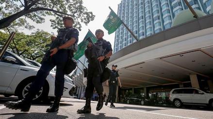 La Policía de Singapur arrestó a dos periodistas que pretendían allanar la casa del embajador norcoreano