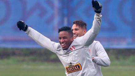 Guerrero y Farfán: La posible dupla para el partido contra Suecia