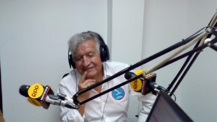 """Virgilio Acuña: """"Ir al mundial es una burla para la región Lambayeque"""""""