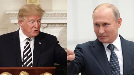 Austria quiere acoger una cumbre entre Putin y Trump