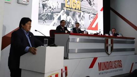 La FPF creará la Liga de Fútbol Profesional a partir del 2019