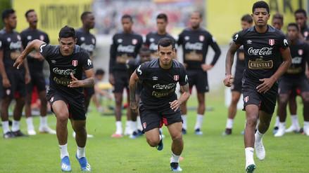 Selección Peruana entrenó por última vez en Austria antes de partir a Suecia