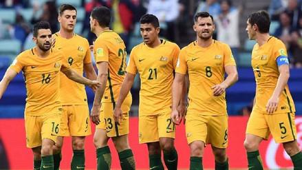Australia rendirá su último examen ante Hungría previo a Rusia 2018
