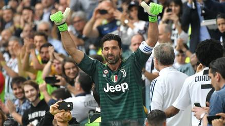 Juventus fichó a este arquero para reemplazar a Gianluigi Buffon