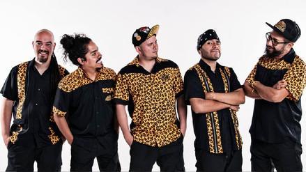 Barrio Calavera y La Mente tocarán en el Festival Cumbiazónico 2018