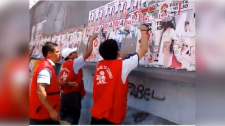 Plantean prevenir invasión de publicidad electoral en las calles