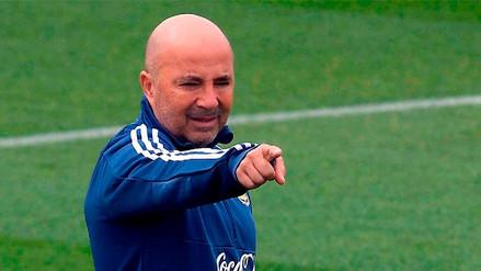 Las opciones que maneja Jorge Sampaoli para reemplazar a Manuel Lanzini en Rusia 2018