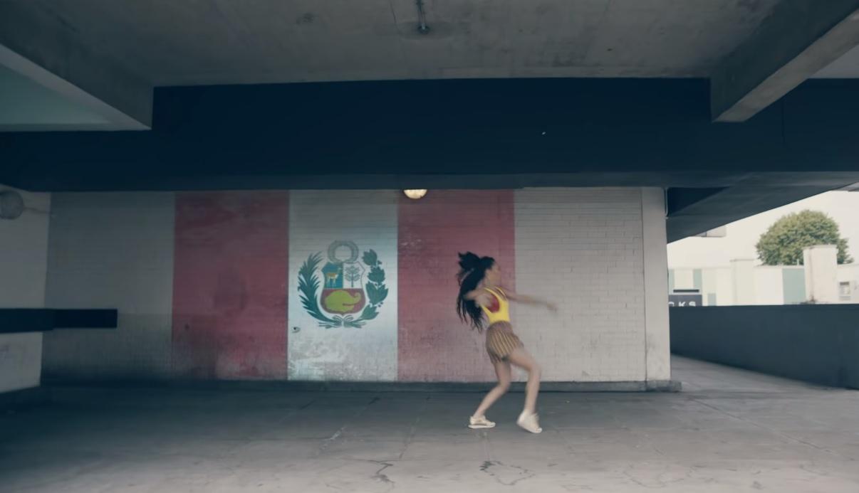 La bandera peruana se luce en el videoclip de la canción oficial del Mundial Rusia 2018