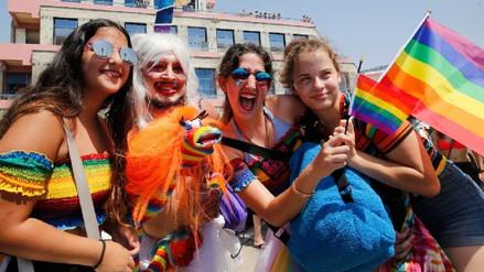 Galería | Israel celebra orgullo gay con uno de los desfiles más grandes de su historia