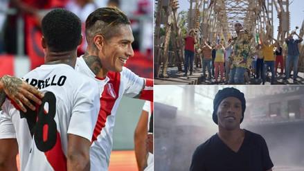 Perú figura en el video oficial de la canción de Rusia 2018