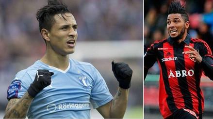 Yoshimar Yotún: 4 peruanos que jugaron en el fútbol sueco