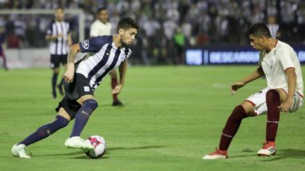 Gabriel Leyes se desvinculó de Alianza Lima y viajó a Uruguay
