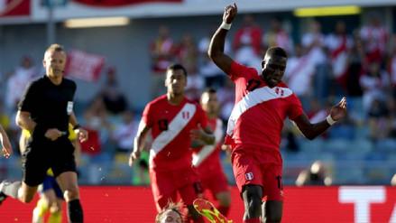 El gran contragolpe de Luis Advíncula que casi acaba en gol de Jefferson Farfán