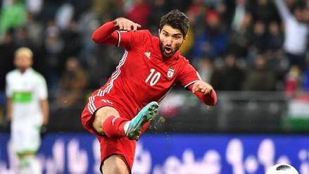 Irán derrotó 1-0 a Lituania en su último partido antes del Mundial
