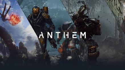 Anthem presenta nuevo tráiler en el E3 y confirma fecha de salida
