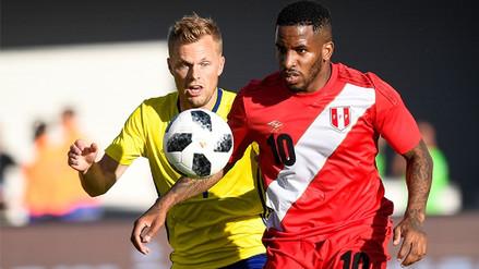 Mira las mejores jugadas del empate de Perú ante Suecia previo a Rusia 2018