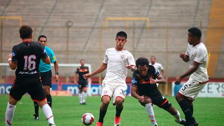 Universitario empató con Ayacucho FC por el Torneo Apertura