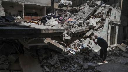 Más de 50 muertos en bombardeos en el noreste de Siria